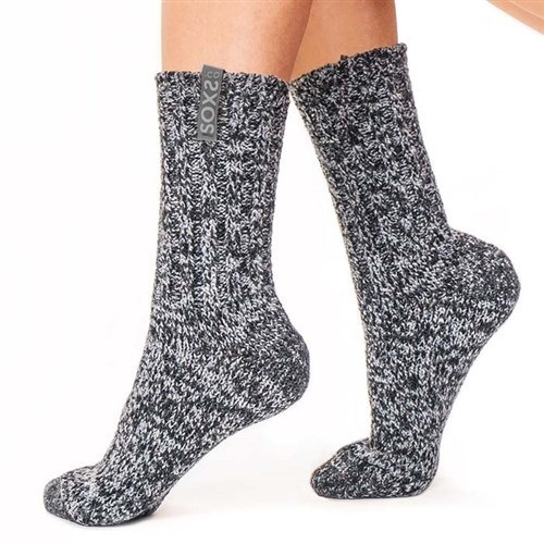 Soxs Damensocken dunkelgrau (night sky label)