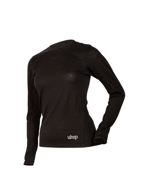 Uhip Merino Wool Baselayer Shirt